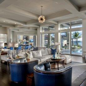 Water's Edge Living Room
