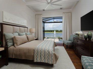 Highlands Guest Bedroom One