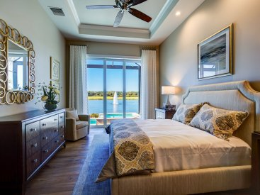 Oakmont Master Bedroom